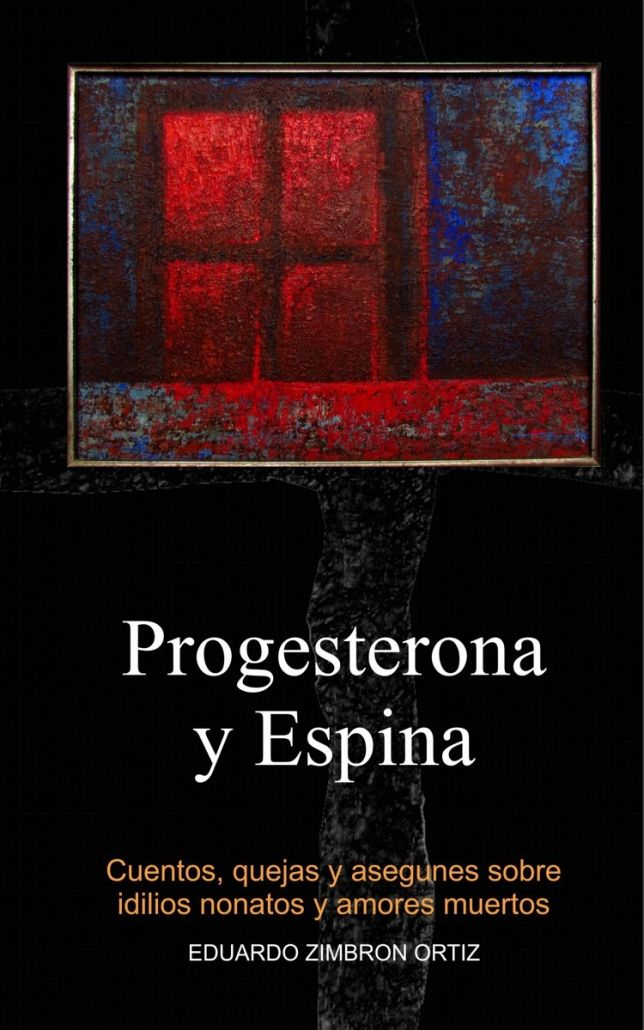 Libro de Eduardo Zimbron