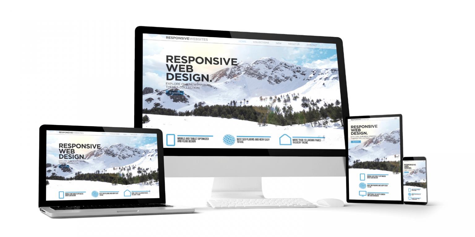 Desarrollo de sitios responsivos